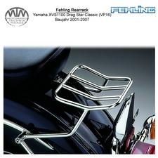 Fehling Rearrack für Yamaha XVS1100 Drag Star Classic (VP16) 01-07