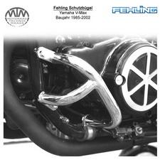 Fehling Motorschutzbügel für Yamaha V-Max 1985-2002