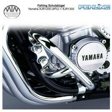 Fehling Motorschutzbügel für Yamaha XJR1200 (4PU) + XJR1300 (RP02/06/10/19)