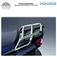 Fehling Gepäckträger für Yamaha XJR1200 (4PU) + XJR1300 (RP02/06/10/19)