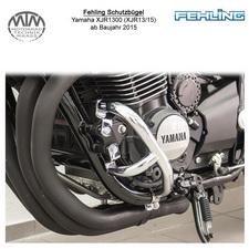 Fehling Motorschutzbügel für Yamaha XJR1300 (XJR13/15) 2015-