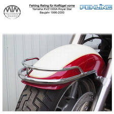 Fehling Reling für Kotflügel vorne für Yamaha XVZ1300A Royal Star 96-00
