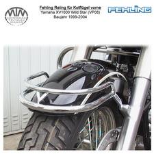 Fehling Reling für Kotflügel vorne für Yamaha XV1600 Wild Star (VP08) 99-04