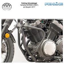 Fehling Schutzbügel für Yamaha SCR950 (VN07) 2017- in schwarz