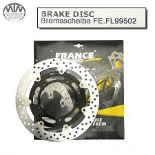 France Equipment Bremsscheibe vorne 310mm Yamaha YZF-R1 (RN19/RN22) 2007-2014
